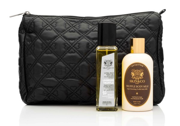 Truffle Body Milk and Oil - The Gayle kit
