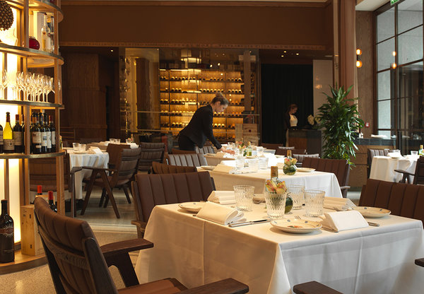Frescobaldi Restaurant - Mayfair