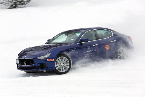 Master-Maserati-Driving-Courses-2016 SnowMaster