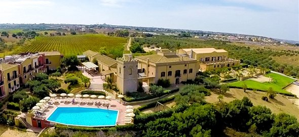 Baglio Oneto Resort and Wines – Marsala