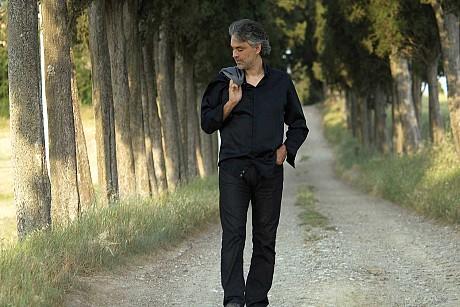 Andrea Bocelli Tuscany