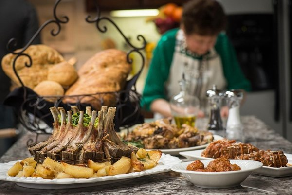 Elisa Costantini - Italian Moms Spreading Their Art to Every Table lamb