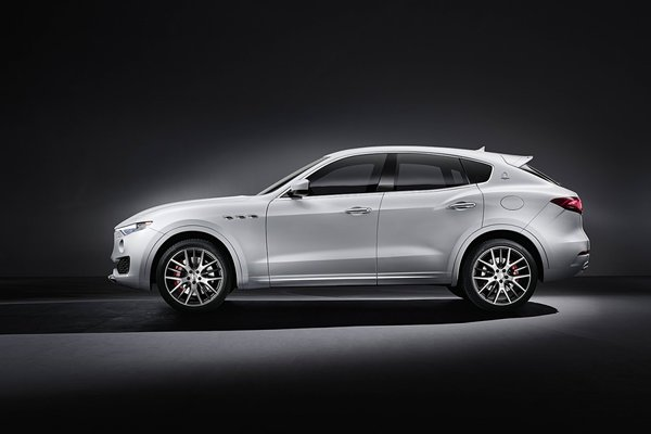 Maserati Levante SUV side