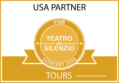 USA Partner Bocelli Tours