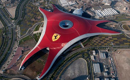 Ferrari World Theme Park China