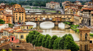 Strolling Through Florence's History