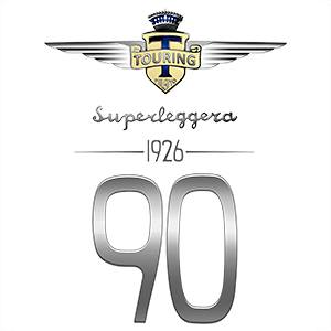 Touring Superleggera's 90th anniversary