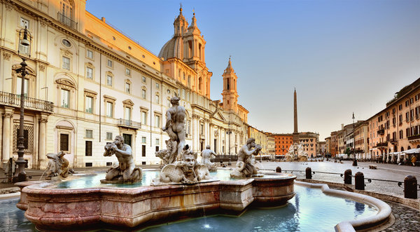 Luxo Italia private tours Rome