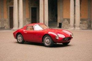 The Effeffe Berlinetta is a Brand New Car with Vintage Style