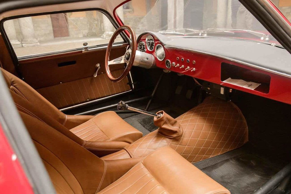 Effeffe Berlinetta interior