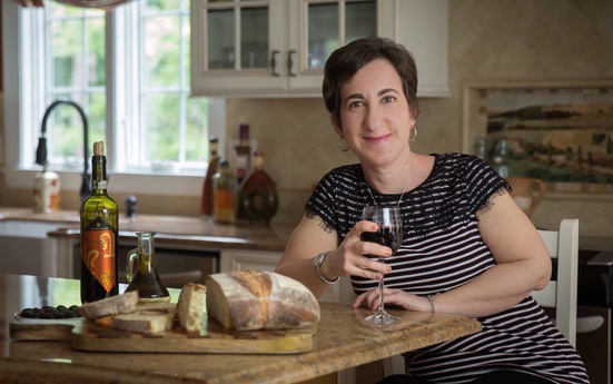 Francesca Montillo, Founder, Lazy Italian Culinary Adventures