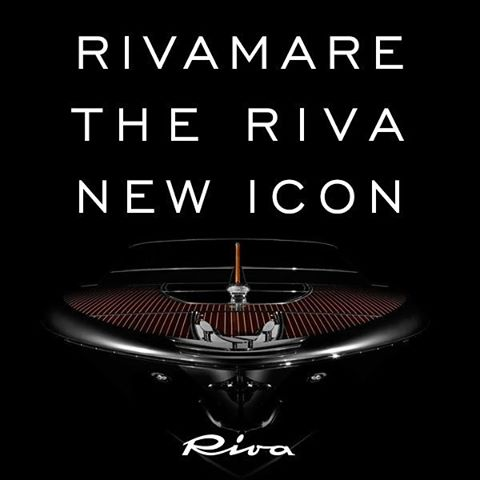 Riva Rivamare Luxury Speedboat