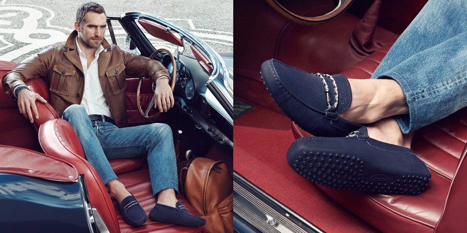 Tod's Spring Summer 2016 ad campaign