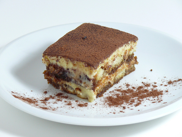 Tiramisù - Photo credit: diomedenet via Foter.com / CC BY