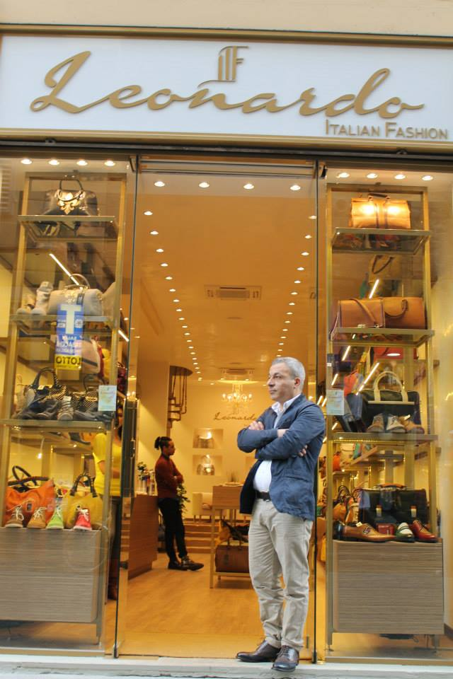 Anan Leonardo Shoes Florence