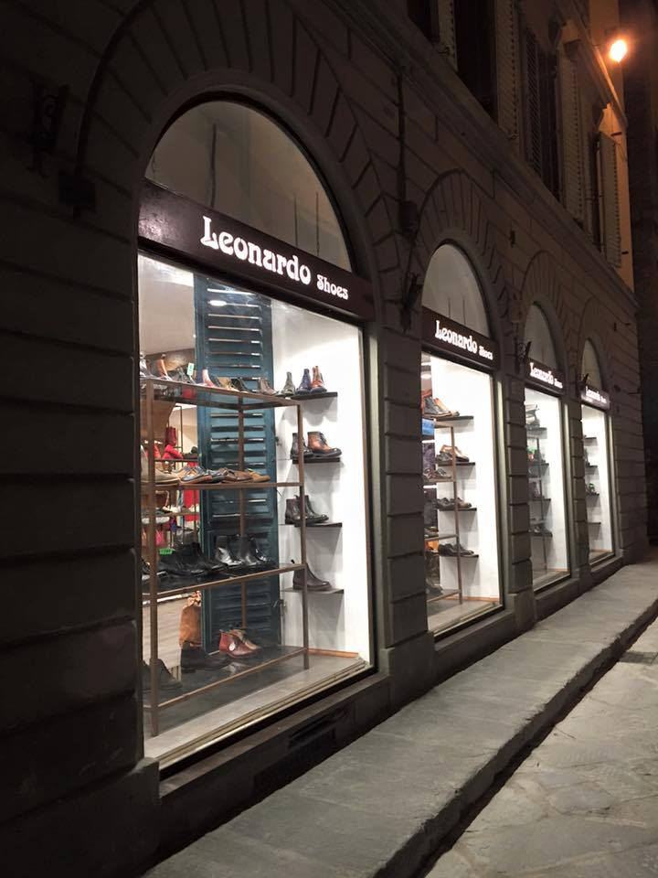Leonardo Shoes Firenze