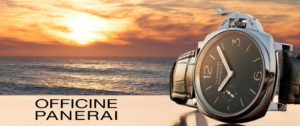 Panerai – Perfected Watches Stemming From a Passion for the Sea