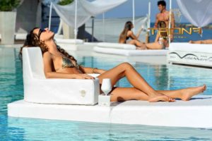 TRONA – Unique and Luxurious Floating Furniture