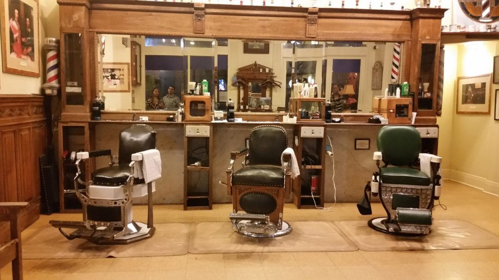 Nostalgia Of The Italian Barber Shop Italia Living