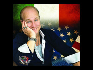Get To Know Comedian Mike Marino
