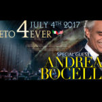 Celebrate July 4th in Italy with Andrea Bocelli
