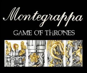 Game of Thrones Limited Edition Pens by Montegrappa