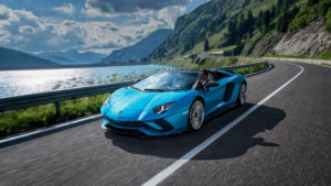 Lamborghini Aventador S Roadster Revealed in Frankfurt